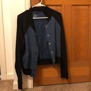 Planet blue jacket